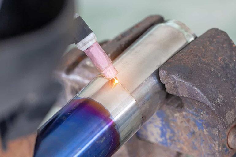 Сварка меди. способы и технология сварки. как варить медь?