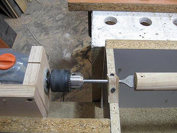 Токарный станок из дрели: пошаговая инструкция по созданию домашнего оборудования