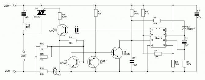 Болгарки с плавным пуском — устройство и подключение пускателя