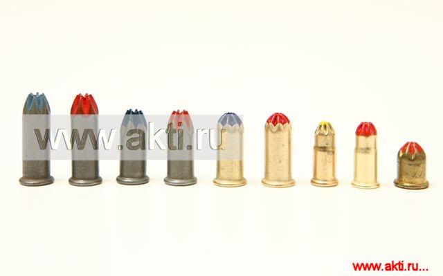 Монтажные патроны. характеристики и цветовая маркировка
