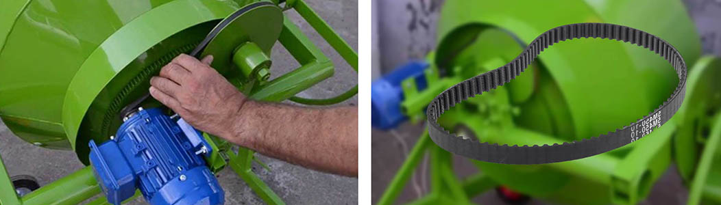 Ремонт бетономешалки: замена подшипников своими руками, как снять и разобрать барабан, биение венца, неисправности и их устранение
