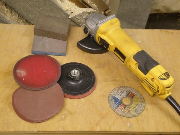 Оборудование и приспособления для шлифовки дерева