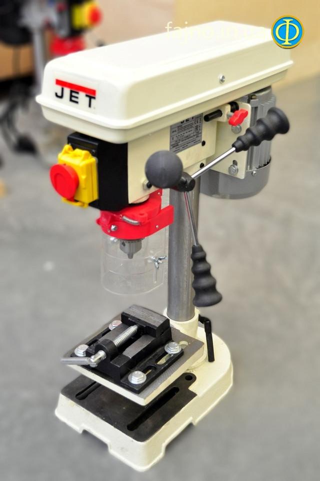Настольный сверлильный станок jet jdp-8l