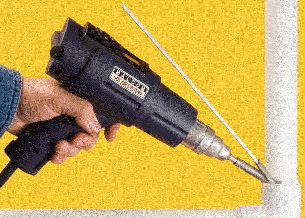 Как выбрать паяльник для полипропиленовых труб: советы сантехников-профессионалов