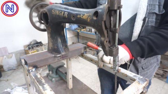 ⚒ стационарный электролобзик своими руками: детали и пошаговая инструкция