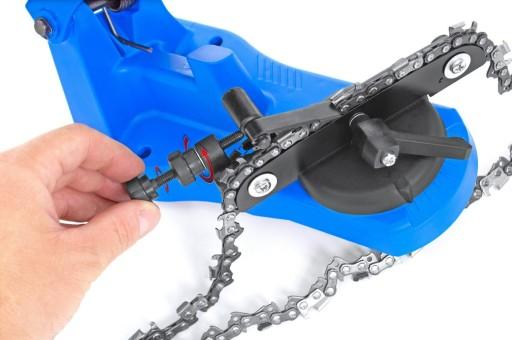 Как выбрать напильник для заточки цепи бензопилы