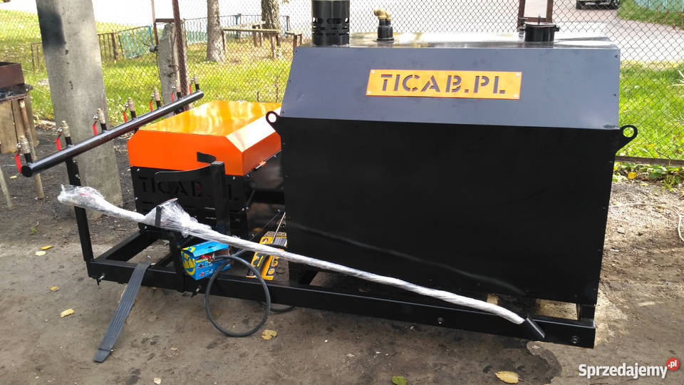 Автономный ручной гудронатор ргб-1