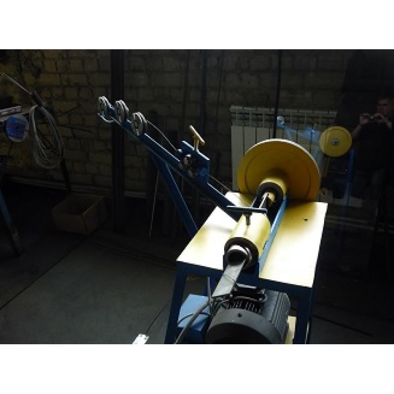 Разновидности оборудования для плетения сетки рабица
