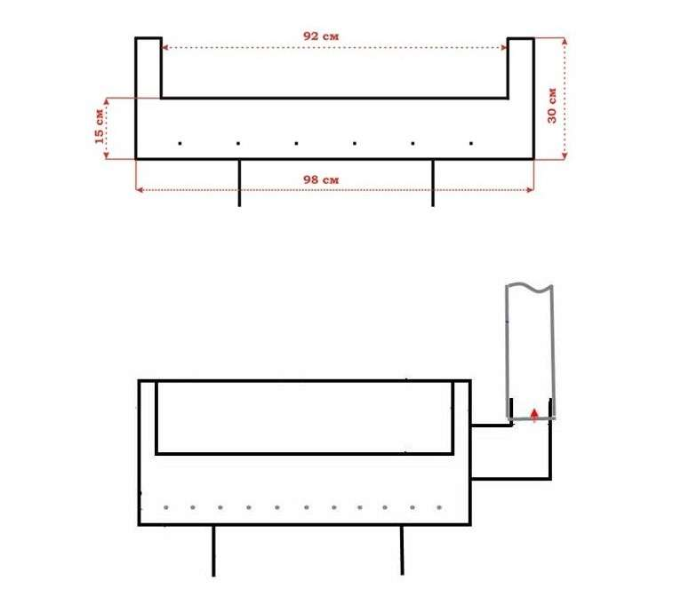 Мангал-коптильня из газового баллона: топ-3 конструкций