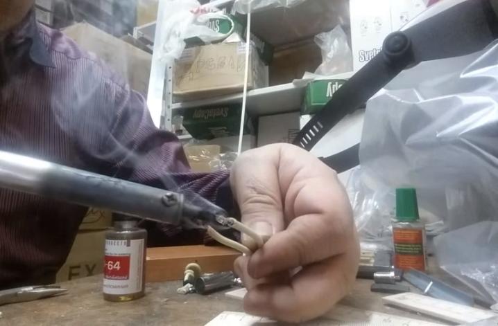 Как паять алюминий?