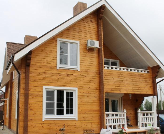 Дом из бруса под усадку - купить недорого без посредников. проекты и цены