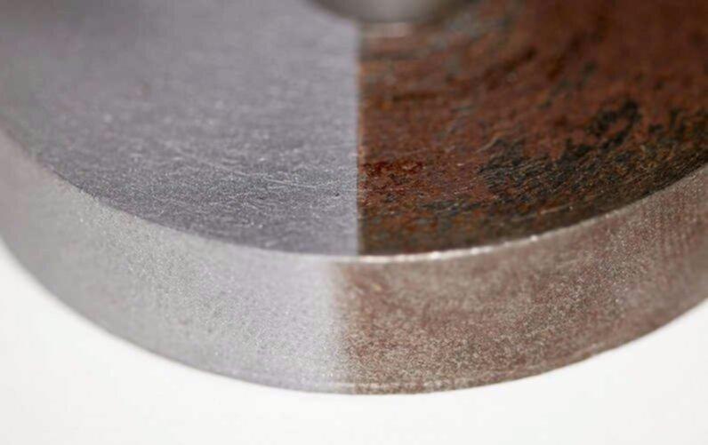 Железная окалина и её виды, применение
