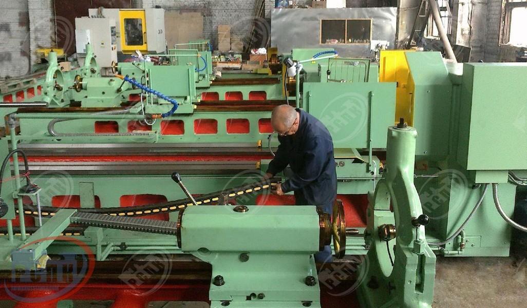 Описание ремонта токарных станков
