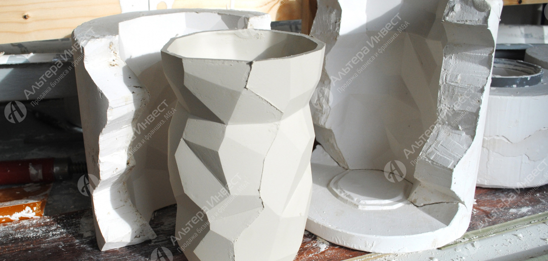 Как создать форму для отливки из гипса