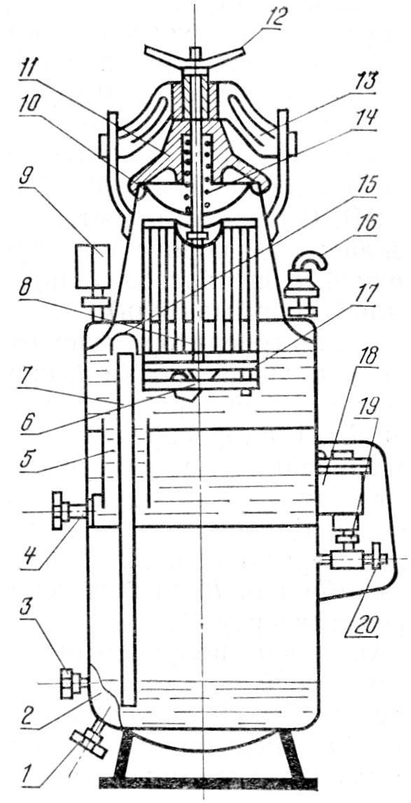 Ацетиленовый генератор асп-10, асп-15. устройство и требования к размещению   проинструмент