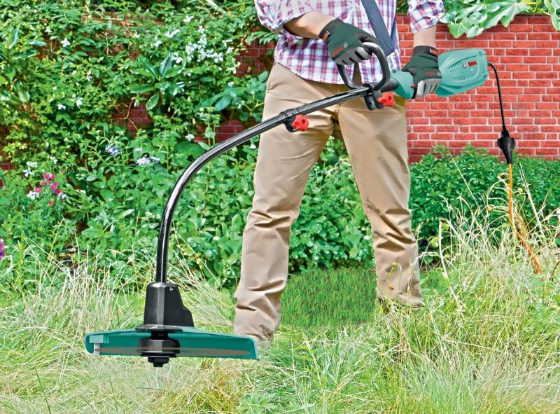 Какой леской для триммера лучше всего косить траву