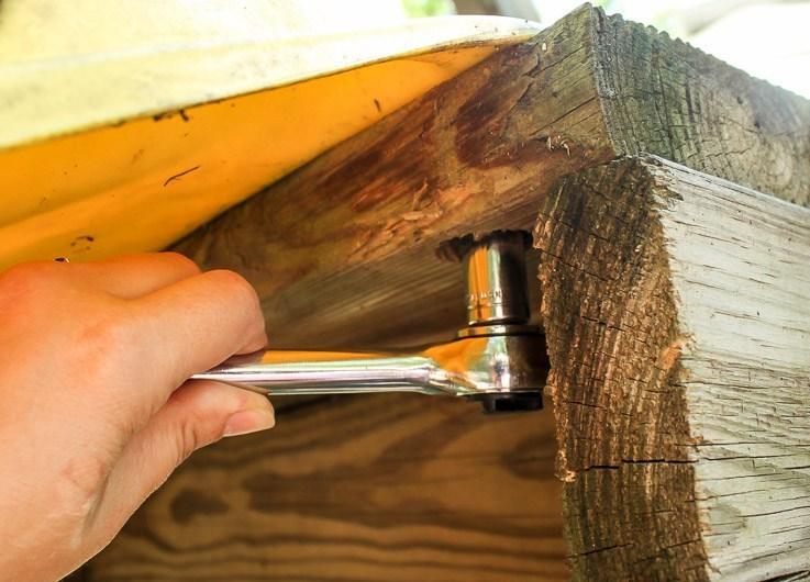Эффективные методы, как открутить ржавый болт или гайку в домашних условиях