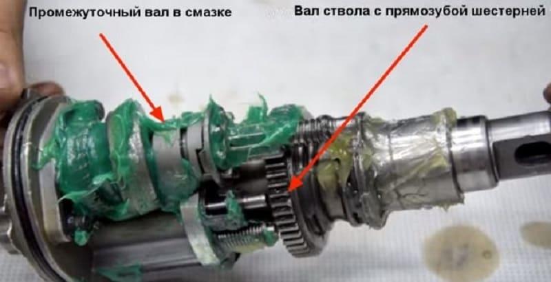 Смазка для перфоратора: чем смазывать редуктор и бур? как правильно своими руками смазать перфоратор внутри?