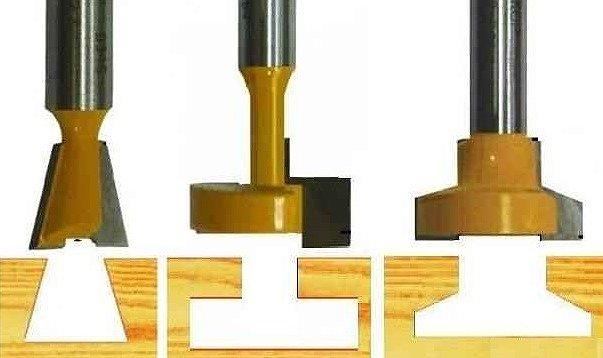 Виды фрез и приспособлений для работы по дереву, камню, металлу ручным фрезером