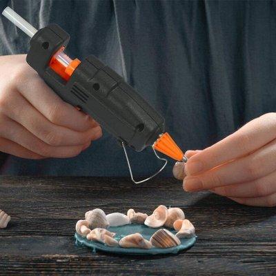 Клеевой пистолет для рукоделия   как выбрать и как им пользоваться