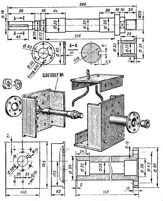 Самодельный токарный станок по металлу своими руками
