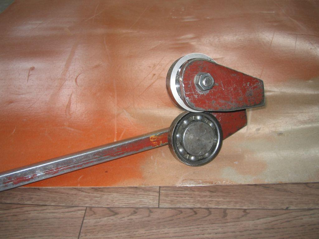 Ножницы по металлу роликовые: характеристики, разновидности
