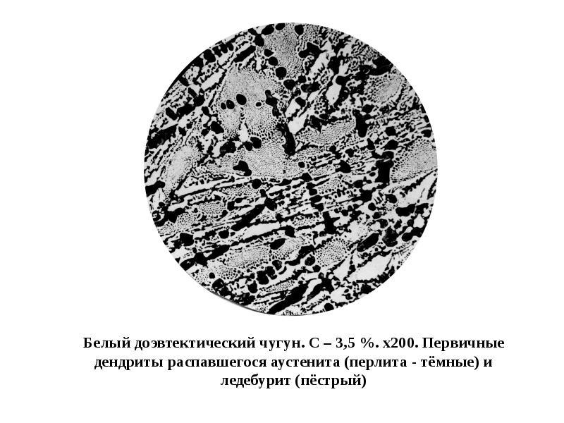 Wikizero - ледебурит