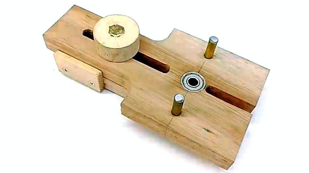 Нюансы изготовления качественного мебельного кондуктора, делаем своими руками