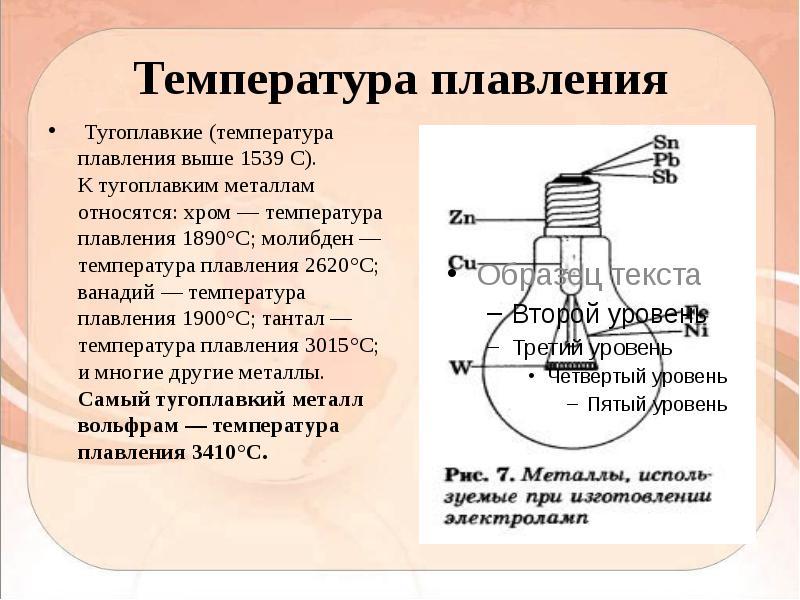 Температура плавления титана, свойства и характеристики титана и сплавов