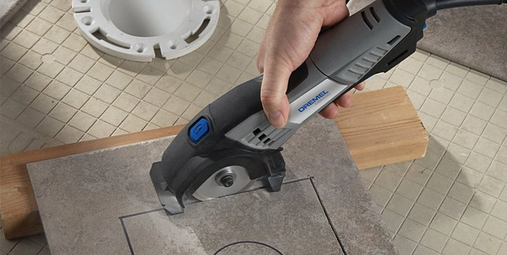 Как резать плитку болгаркой без сколов правильно: прямой распил, под углом 45° и вырезание отверстий