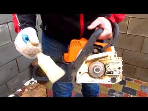 Бензопила stihl 180: неисправности и ремонт своими руками
