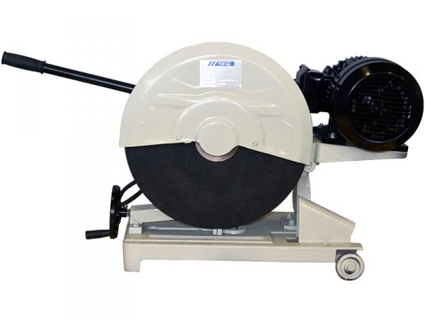 Монтажная отрезная пила по металлу с абразивным диском