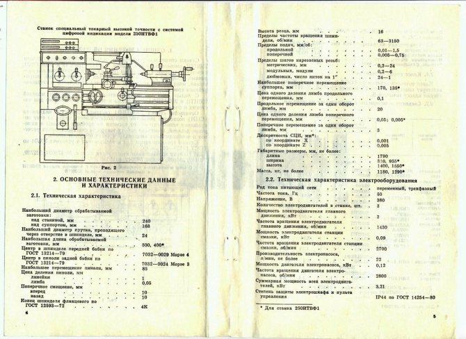 Ит-1е станок токарно-винторезный универсальный облегченного типа схемы, описание, характеристики