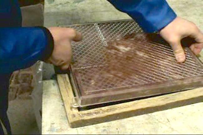 Изготовление искусственного мрамора