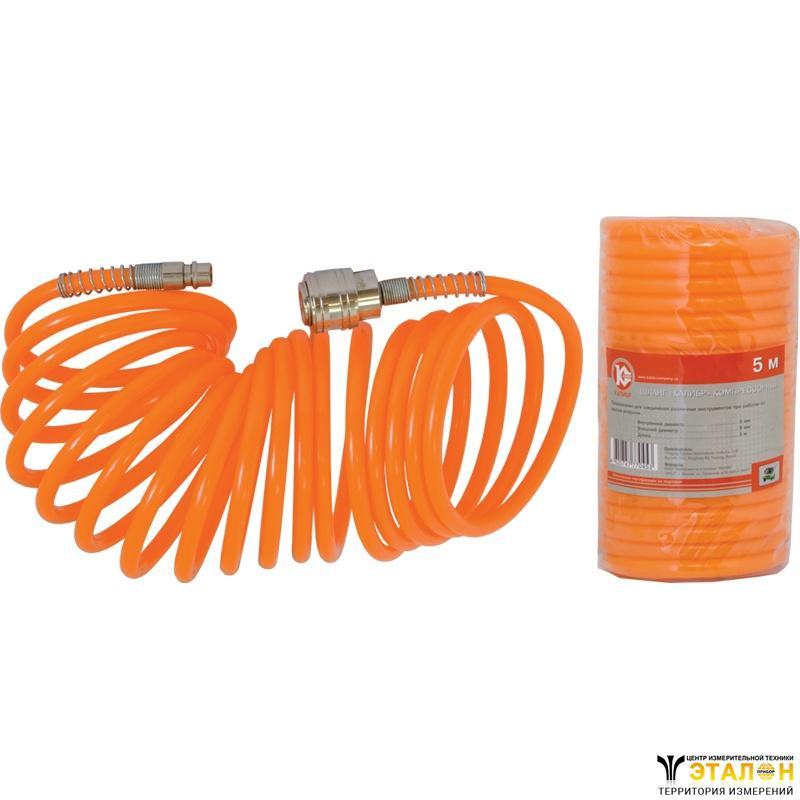 Характеристика и назначение спирального шланга