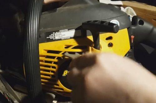 Как снять звездочку с бензопилы хускварна своими руками замена ведущей звездочки на бензопиле штиль