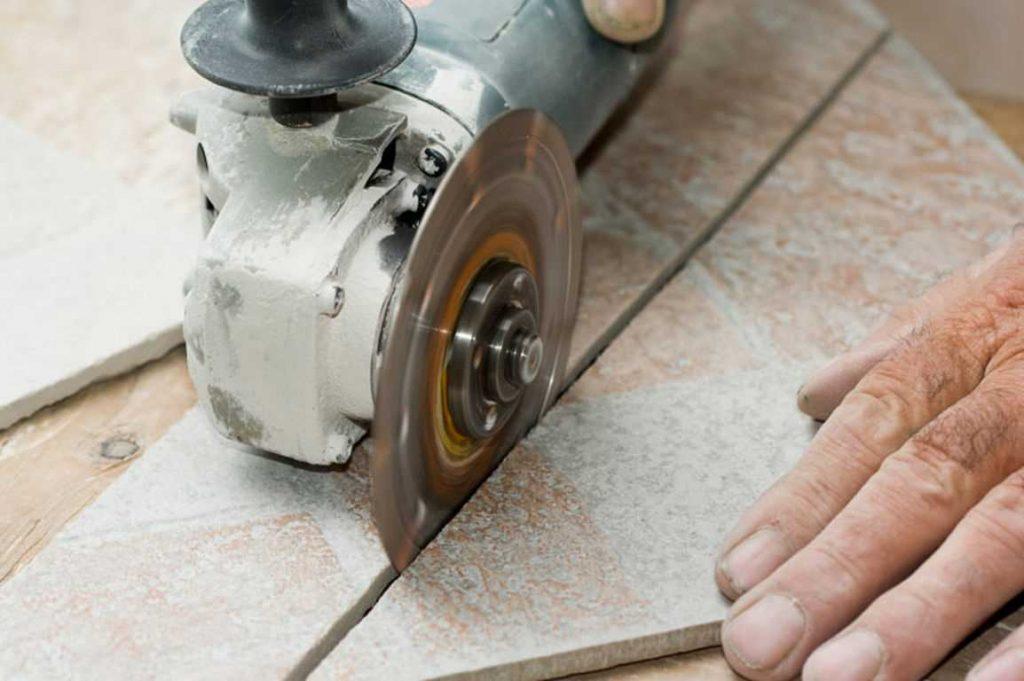 Диск для резки плитки без сколов - каким диском резать керамическую плитку?