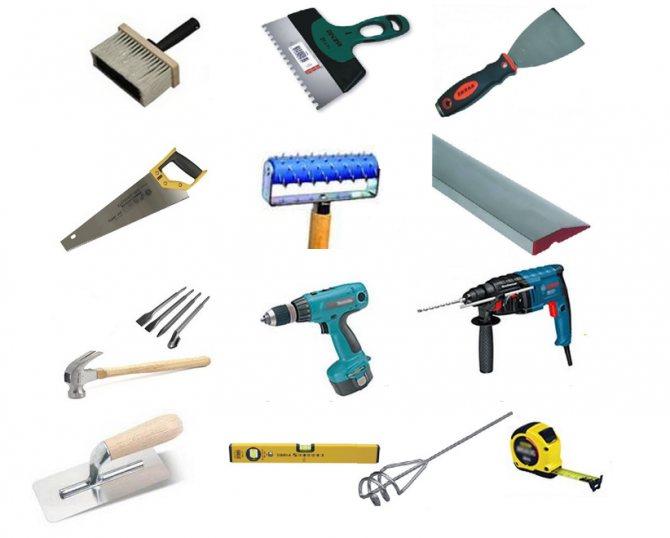 Какие инструменты используют для плиточных работ - sk-fatera.ru