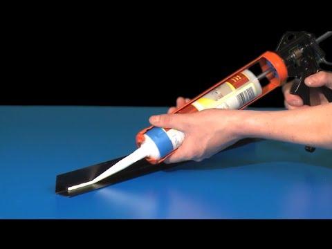 Как разбирается пистолет для герметика. как пользоваться пистолетом для герметика – пошаговая инструкция для новичка. видео: особенности использования корпусного пистолета