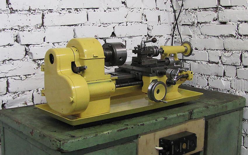 Выбор подходящей модели настольного токарного станка по металлу