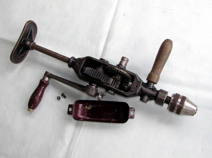 Ручные дрели и актуальность применения устаревших инструментов – мои инструменты