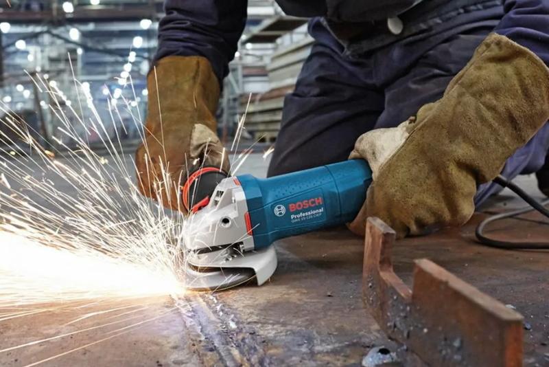Инструкция по охране труда при работе с ручной электрической углошлифовальной машиной