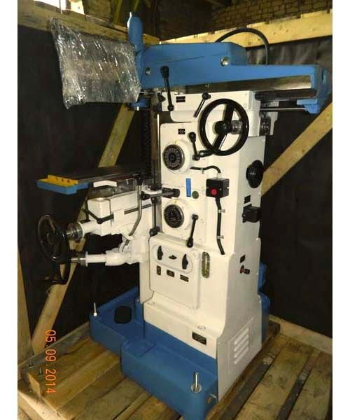 Широкоуниверсальный инструментальный фрезерный станок сф-676п