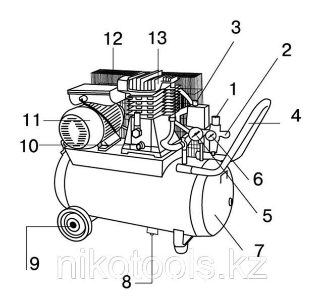Как отремонтировать автомобильный насос своими руками