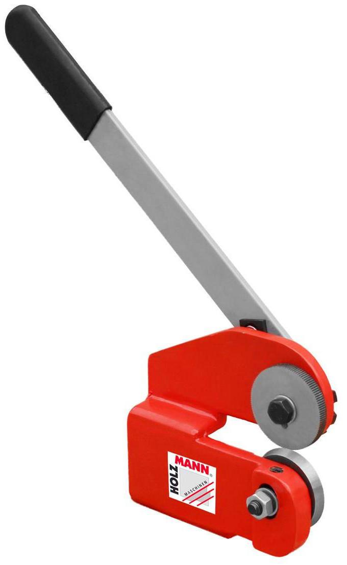 Роликовый резак для металла своими руками. роликовый нож для листового металла своими руками