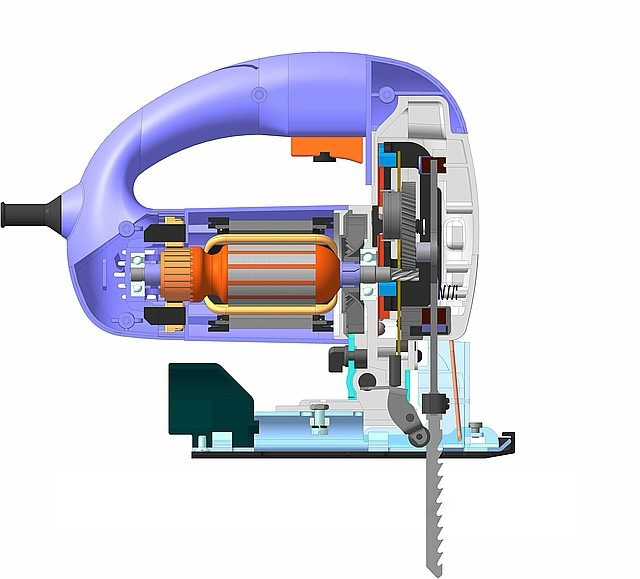 Ремонт электролобзика своими руками — с видео и фото