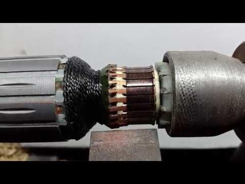 Искрят щетки электродвигателя пылесоса, что делать? | слава созидателям