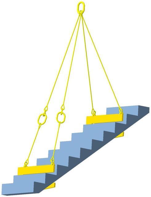Захваты для монтажа лестничного марша. как выбрать и использовать?
