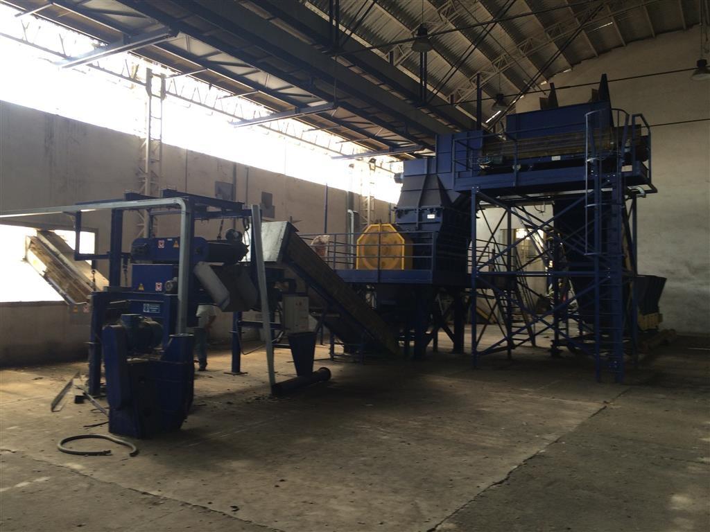 Оборудование для переработки шин   переработка резины покрышек в крошку по низкой цене - ооо «экопромсервис»