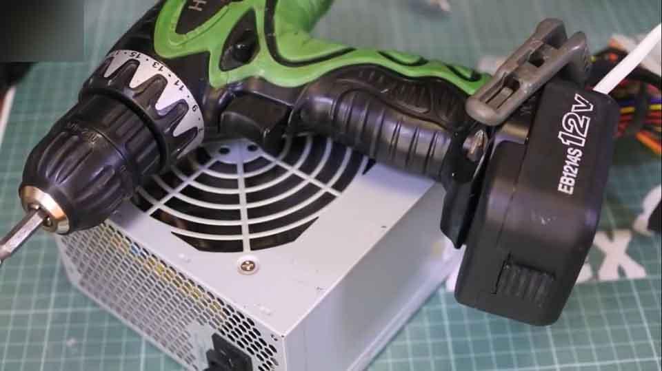 Переделка шуруповерта на питание от сети: как сделать, подключить к 220в, схема, видео
